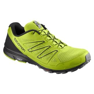 Salomon Sense Marin Lime Green / Black / Quarry