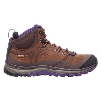 Keen Terradora Leather Mid WP Scotch / Mulch