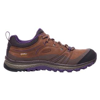 Keen Terradora Leather WP Scotch / Mulch