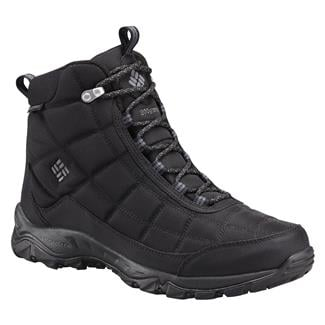 Columbia Firecamp Boot 200G WP Black / City Gray