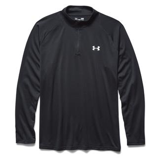 Under Armour Tech 1/4 Zip Black / White