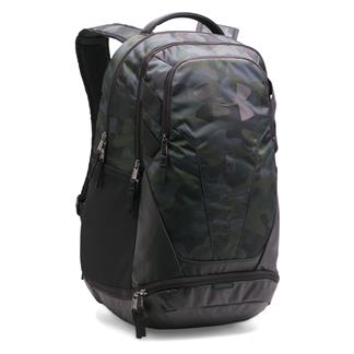 Under Armour Hustle 3.0 Backpack Desert Sand / Black / Black