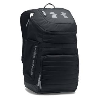 Under Armour Undeniable 3.0 Backpack Black / Black / Steel