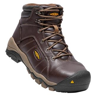 "Keen Utility 6"" Sante Fe AT WP Cascade Brown / Shitake"