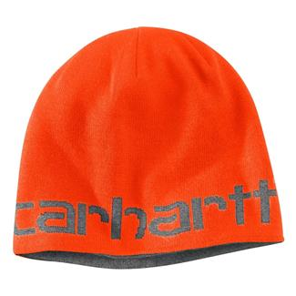 Carhartt Greenfield Reversible Hat Brite Orange