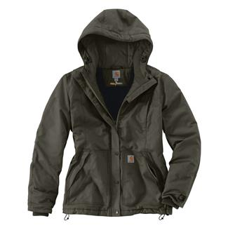 Carhartt Full Swing Cryder Jacket Olive