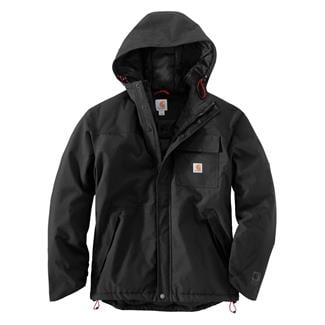 Carhartt Insulated Shoreline Jacket Black