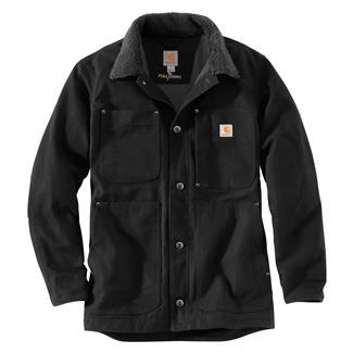Carhartt Full Swing Chore Coat Black