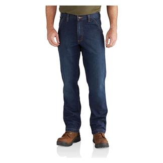 Carhartt Rugged Flex Relaxed Dungaree Jeans Superior