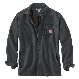 Carhartt Rugged Flex Rigby Shirt Jac Shadow