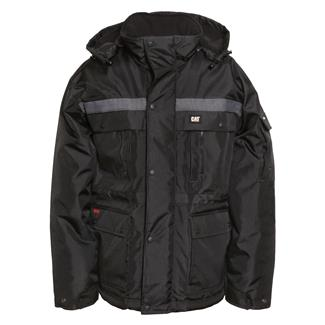 CAT Heavy Insulated Parka Black