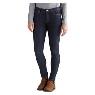 Carhartt Slim Fit Layton Skinny Leg Jeans Midnight Sky