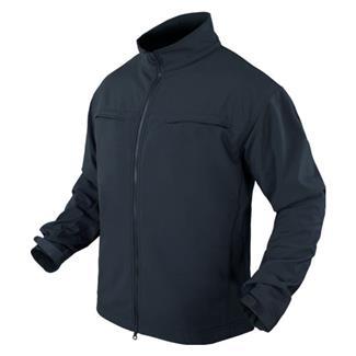Condor Covert Softshell Jacket Navy Blue