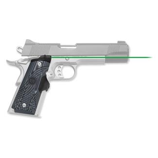 Crimson Trace LG-904 Master Series Lasergrips Black Green