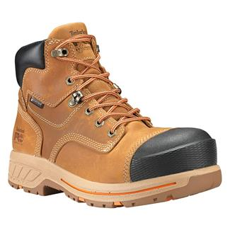 "Timberland PRO 6"" Helix CT WP Wheat"