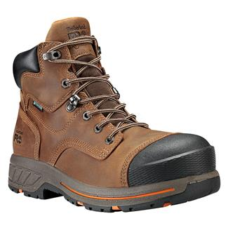 "Timberland PRO 6"" Helix CT WP Earth Bandit"