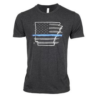 TG TBL Arkansas T-Shirt Charcoal Black