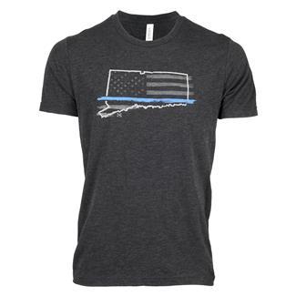 TG TBL Connecticut T-Shirt Charcoal Black