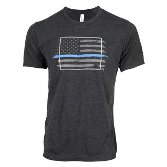 TG TBL Wyoming T-Shirt Charcoal Black