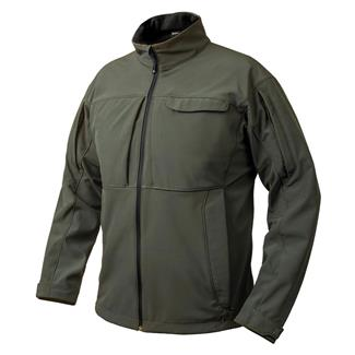 Vertx Downrange Softshell Jacket Burnt Ash