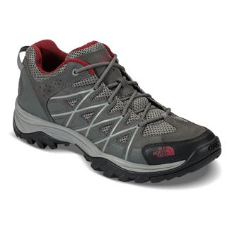 The North Face Storm III Graphite Gray / Biking Red