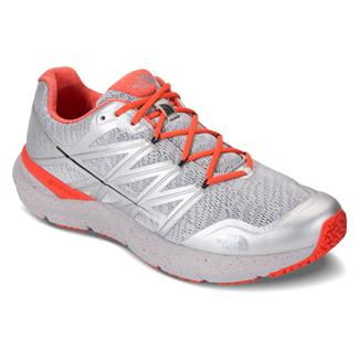 The North Face Ultra Cardiac II High Rise Gray / Valencia Orange