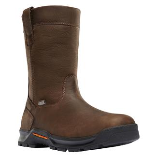 "Danner 11"" Crafter Wellington CT WP Brown"