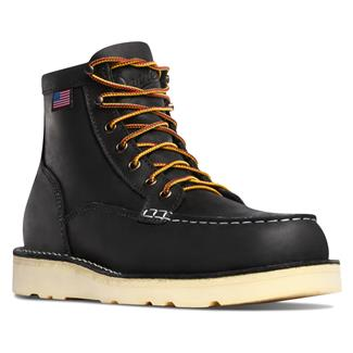 "Danner 6"" Bull Run Moc Toe Black"