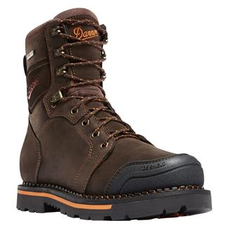"Danner 8"" Trakwelt CT WP Brown"