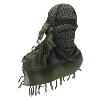 TG Shemagh Olive Drab / Black