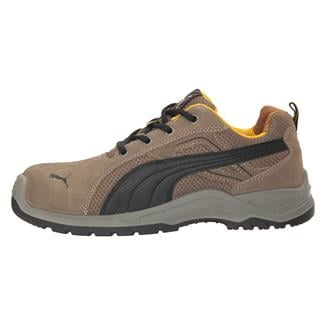 Puma Safety Omni Low ST Brown