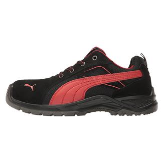 Puma Safety Omni Low ST Red
