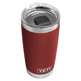 YETI Rambler 20 oz. Tumbler with MagSlider Lid Red