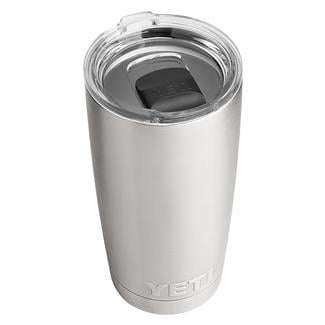 YETI Rambler 20 oz. Tumbler with MagSlider Lid Stainless