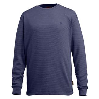 Wolverine Walden Long Sleeve T-Shirt Navy Heather
