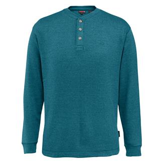Wolverine Walden Long Sleeve Henley Ink Heather