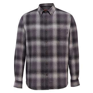 Wolverine Hammond Long Sleeve Flannel Shirt Dust Plaid
