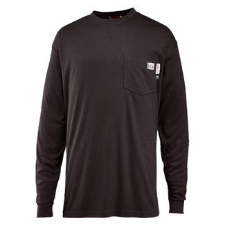 Wolverine FR Long Sleeve T-Shirt Black
