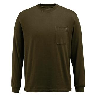 Wolverine Knox Long Sleeve T-Shirt Olive