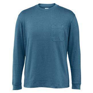 Wolverine Knox Long Sleeve T-Shirt Dusk Blue