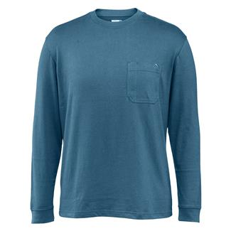 Wolverine Knox Long Sleeve T-Shirt Dusk Blue