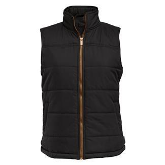 Wolverine Parker Quilted Vest Black