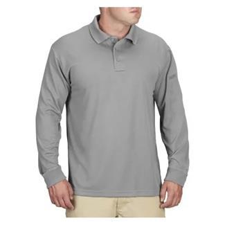 Propper Long Sleeve Uniform Polo Gray