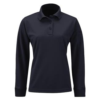 Propper Long Sleeve Uniform Polo LAPD Navy