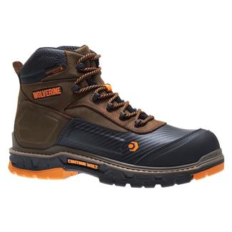 Wolverine Overpass Mid Composite Toe Boots