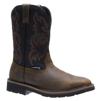 Wolverine Rancher ST WP Black / Brown