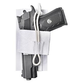 Ridge Universal Gun Holster White