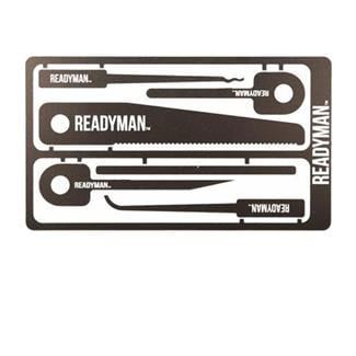 ReadyMan Hostage Escape Card Brown