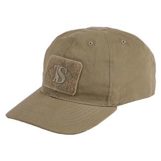 TRU-SPEC 100% Cotton Contractor's Cap Khaki
