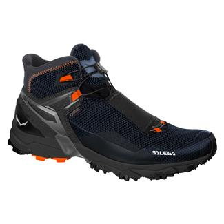 Salewa Ultra Flex Mid GTX Black / Holland